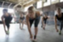 Classe de fitness