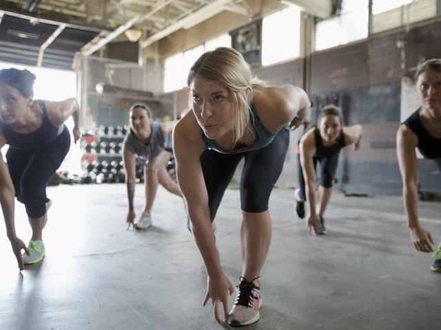 Intensive Fitness Class