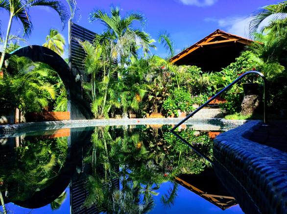 Hacienda la Rusa villa hotel vacacciones