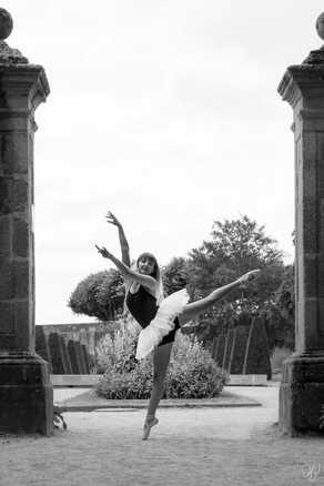 Séance Portait - Danse