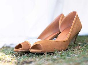 Chaussure Mariage - photographe limoges - qndphotographie