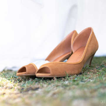 Mariage - chaussure - photographe Limoges