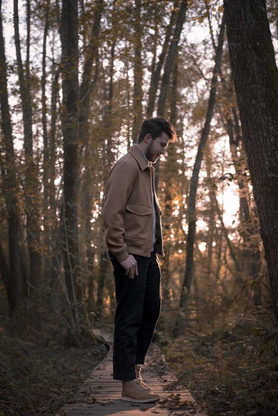 Séance photo Portrait en extérieur - Photographe Limoges - qndphotographie