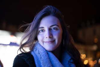 Séance Portrait en extérieur - Louise - Photographe à Limoges