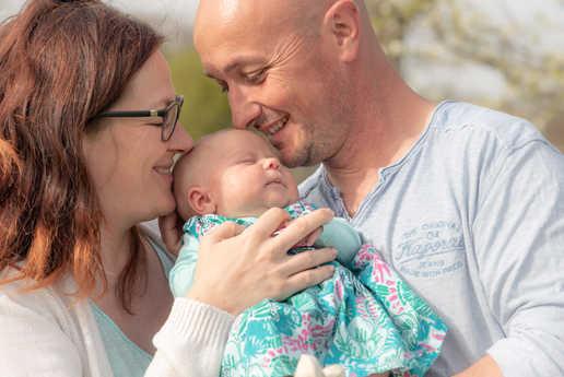 séance photo famille parent - photographe limoges
