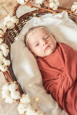 Séance bébé - Mya - Photographe Limoges