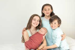 Séance photo bébé - Famille - Photographe Limoges