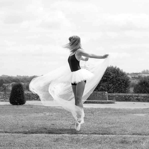 Séance Portrait - Danse