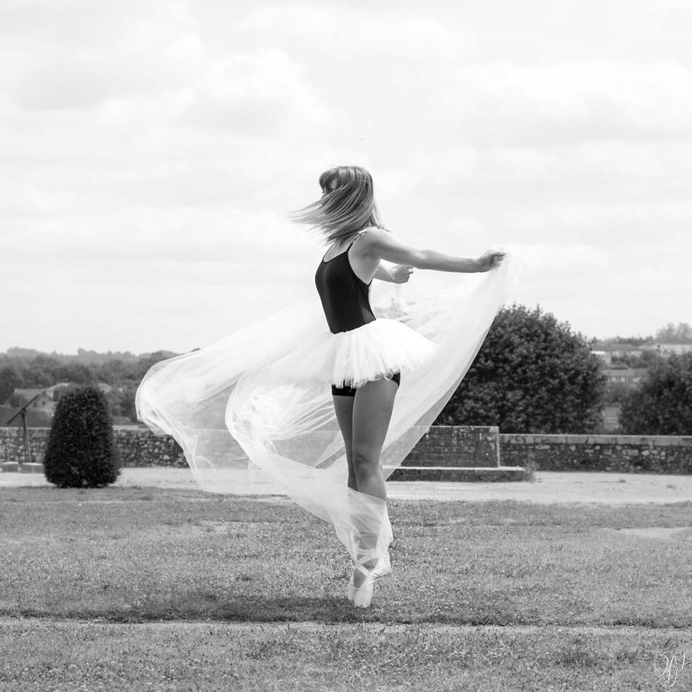 Portrait - Danse