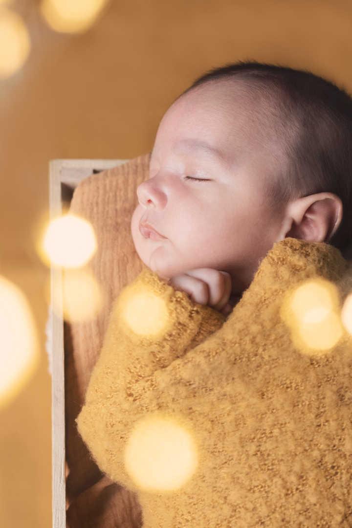 Bébé Wyatt - photographe limoges