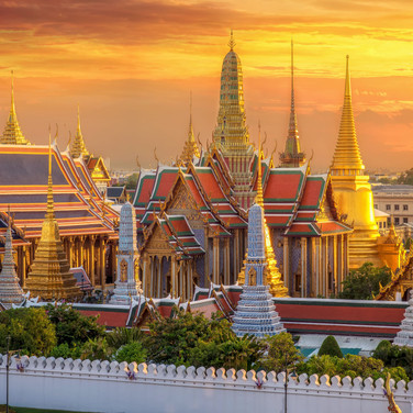 Grand Palace & Temple Tour