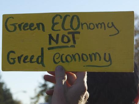 Πράσινο Μάρκετινγκ...Πολιτικό Niche για σκέψη