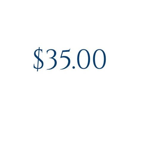 $35 Donation