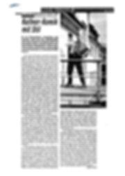 Aarg. Zeitung, Artikel, Veranstaltung, Kellner-Komik mit Stil