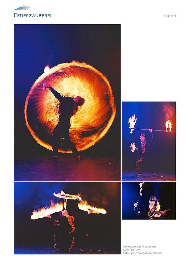 Fotos Feuerzauber