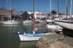 Vieux port de Noirmoutier