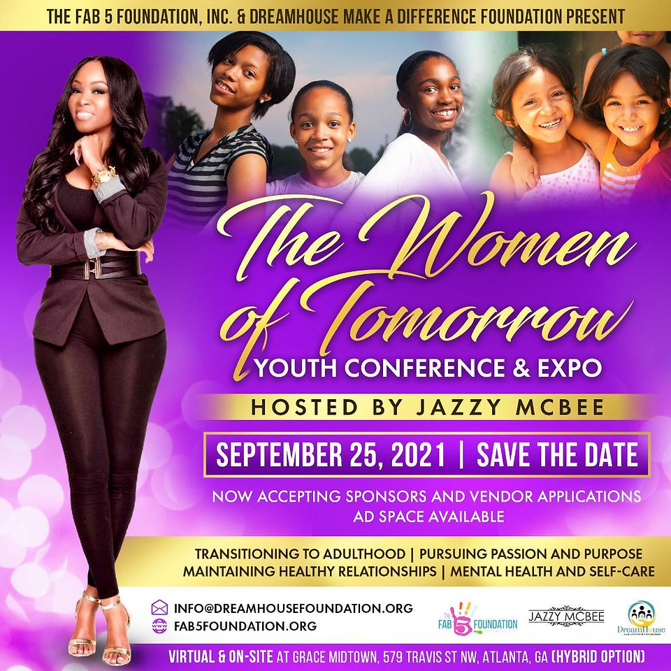 The Women of Tomorrow Youth Conference &