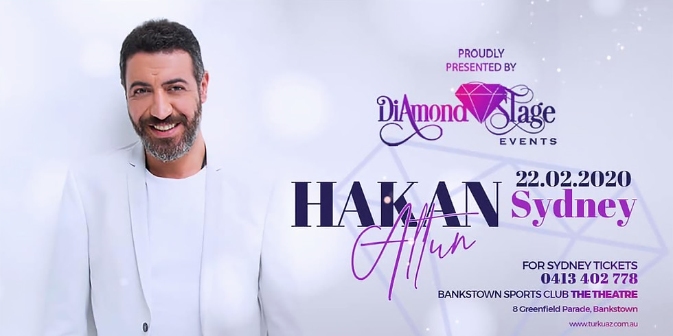 Hakan Altun Live in Sydney