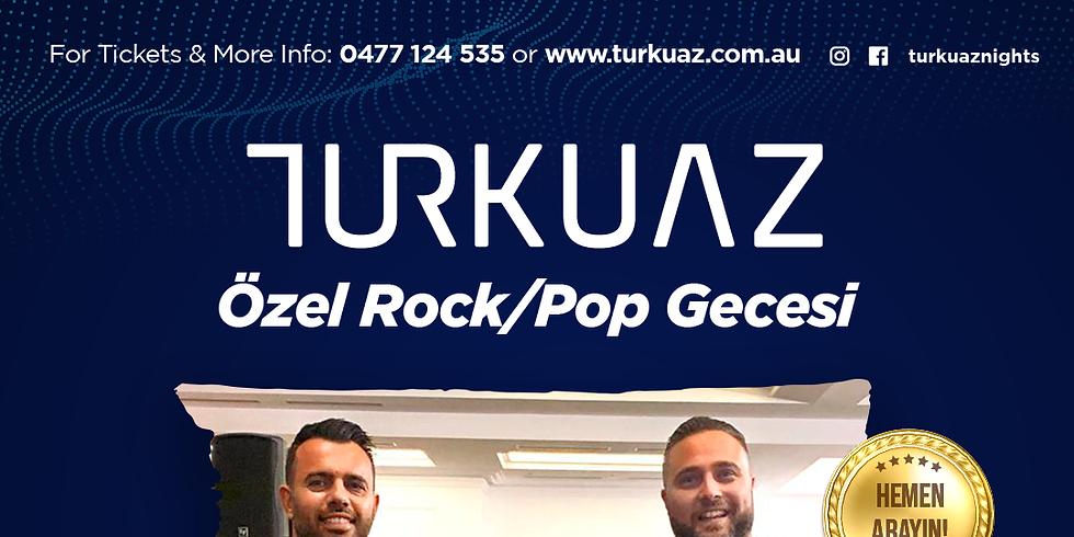 Turkuaz Özel Rock/Pop Gecesi
