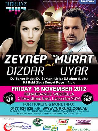 Zeynep Dizdar feat. DJ Murat Uyar