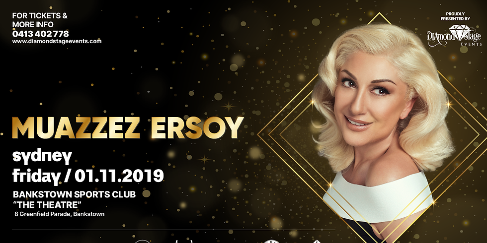 Muazzez Ersoy Live in Sydney