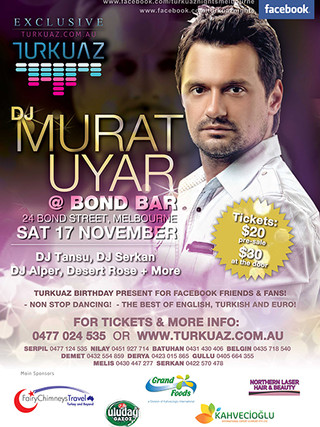 DJ Murat Uyar