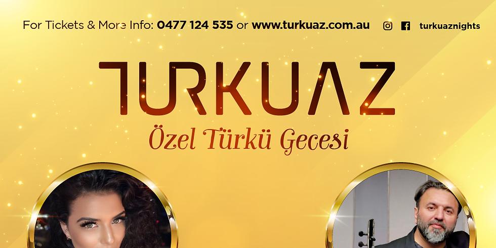 Turkuaz Özel Türkü Gecesi
