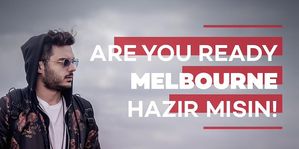 İlyas Yalçıntaş Live in Melbourne