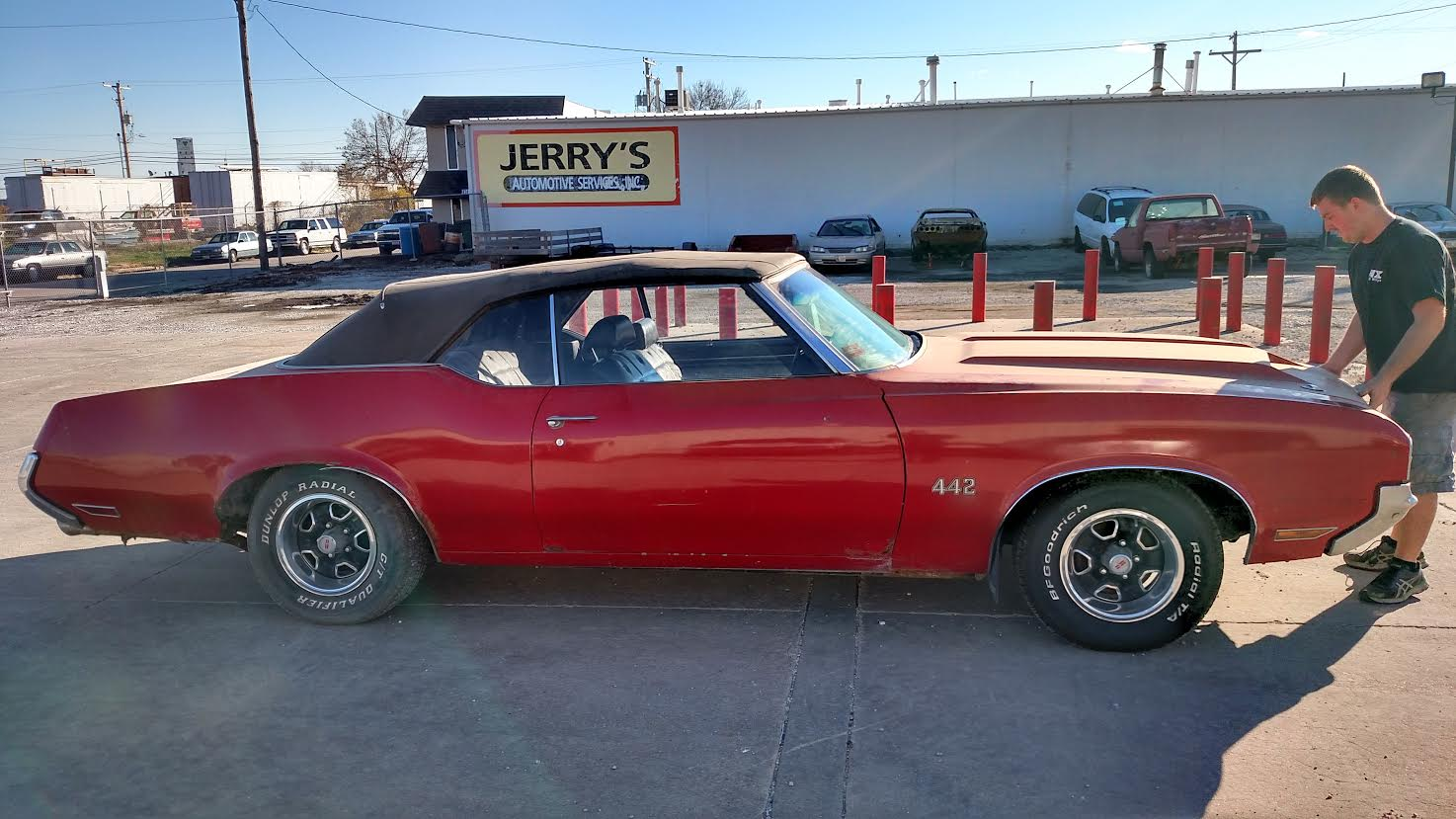 1970 442 Olds