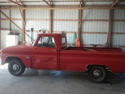 1966 Ford Pickup Truck Project.