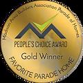 Craftsman Construction Gold Winner Award
