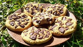 Cookies moelleux de patate douce