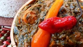 Sauce Arachides épinards et patates douce (SANS HUILE AJOUTÉE !)