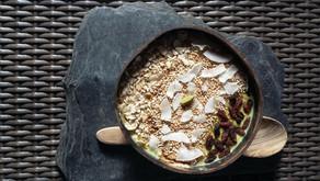 Golden Porridge de fonio aux épices chaï