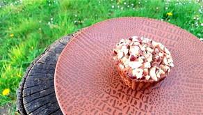 Muffins Banana Bread aux noisettes