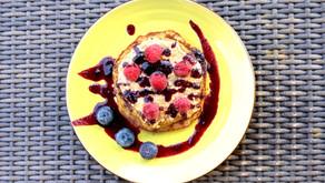 Pancakes EXPRESS à 3 ingrédients !