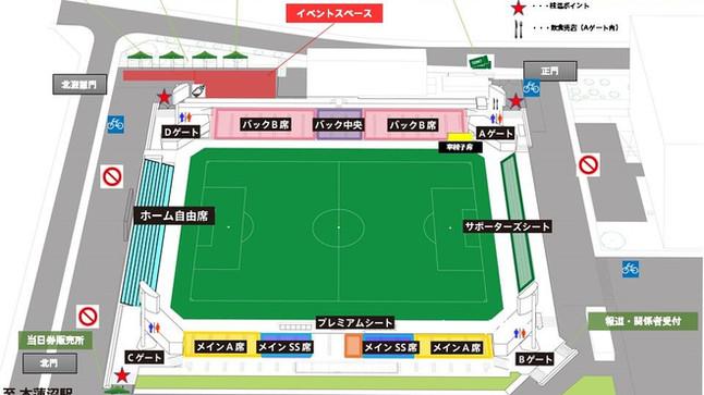 2021.09.06 【2021-22 Yogibo WEリーグ】9/12(日)三菱重工浦和レッズレディース戦 会場運営について