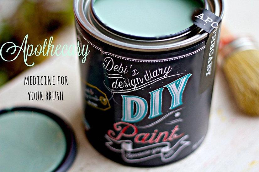 Apothecary DIY Paint