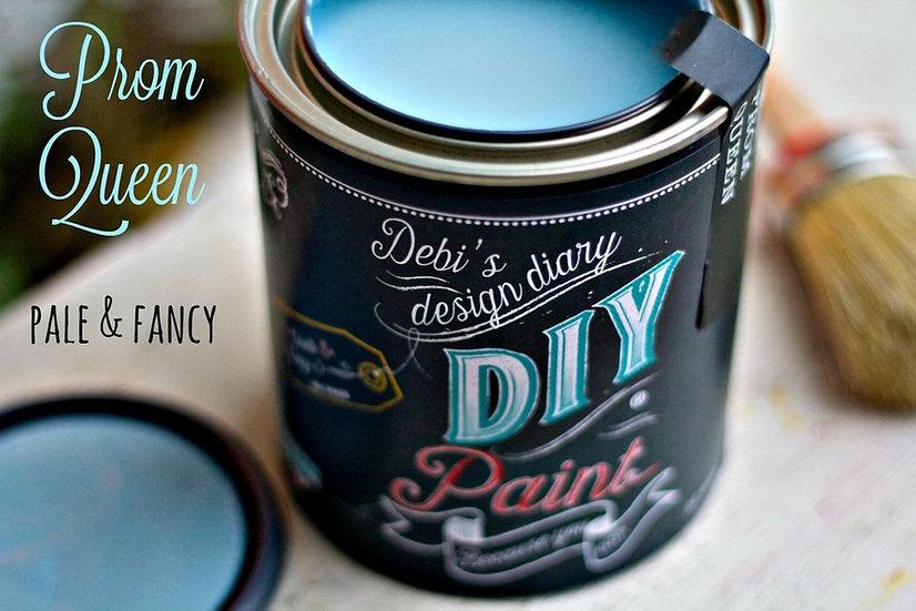 Prom Queen DIY Paint