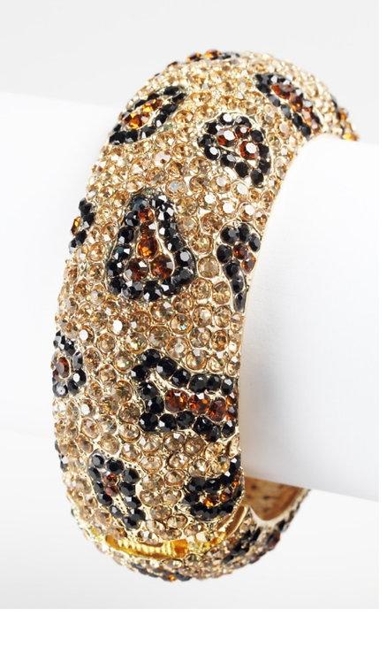 Cheetah Bangle