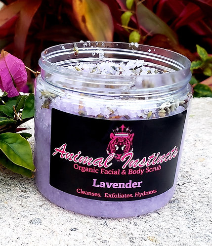 Animal Instincts: Lavender