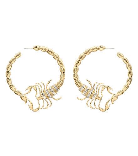 Scorpion Hoops