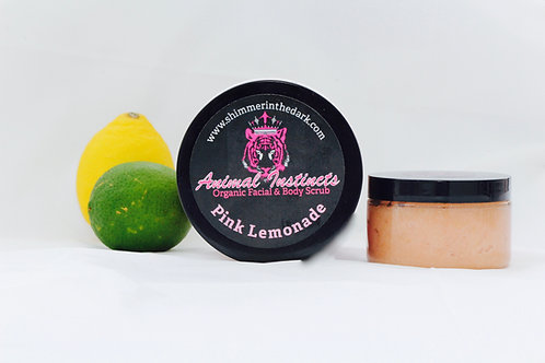 Pink Lemonade Scrub