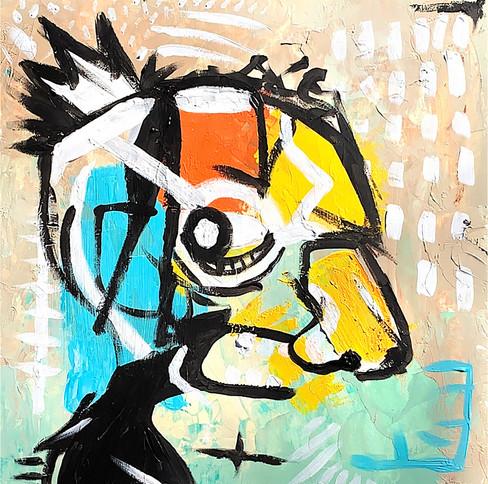 Justin Pinheiro, Basquiat
