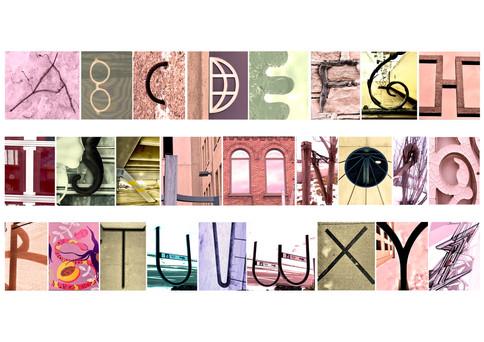 Vahide Akin Gurlu, Photographic Alphabet