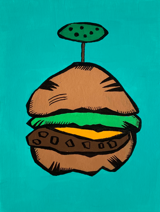 Hanna Reyno, Food Illustration