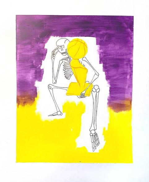 Josh Zieske, Skeleton
