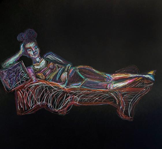 Taryn Kennedy, Life Model Session