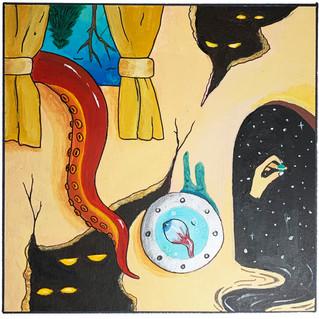Kendra Frank, Surreal Album Art