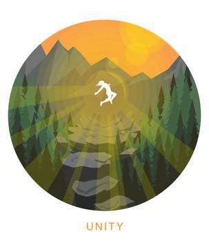 Justin Pinheiro, Unity
